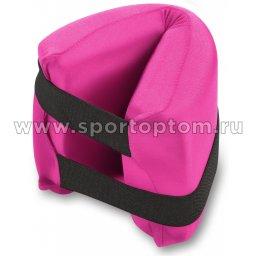 Подушка для растяжки розовый