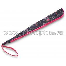 Чехол для ленты с палочкой (с карманом) INDIGO SM-132 65 см Париж