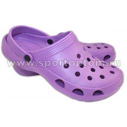 Сабо детские Комби Скейт ЕК-16М13 Фиолетовый