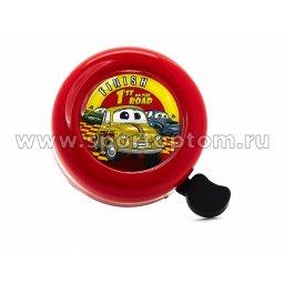 Вело Звонок  Машинки YL-0351 Красный