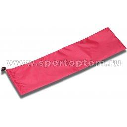 Чехол для булав гимнастических INDIGO SM-129           55*13 см Розовый
