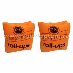 Нарукавники Roll-Ups 23*18 см Оранжевый