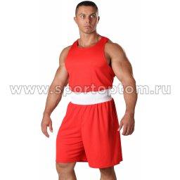 Форма боксёрская RSC  BF BX 05 30 Красный