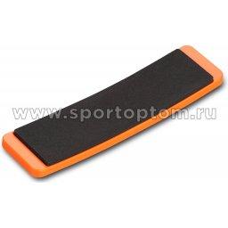 Доска для вращения (TURNBOARD) INDIGO IN076 28*7,5см Оранжевый
