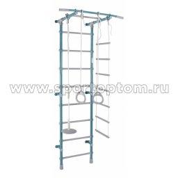 ДСК Pastel - 1 Пристенный PF1 2170*630*525 мм Бирюзово-серый