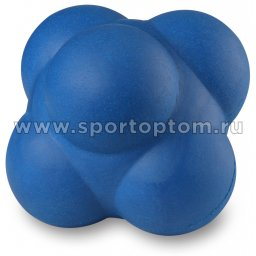 Мяч для развития реакции PRO-SUPRA 01-RC 10 см Синий