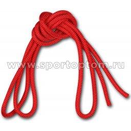 Скакалка для художественной гимнастики Утяжеленная 165 г AMAYA соревновательная 3403000 3 м Красный