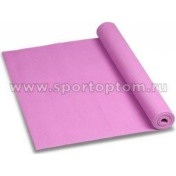 Коврик для йоги и фитнеса INDIGO YG03 (06) Розовый