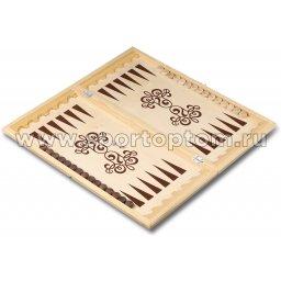 Нарды деревянные малые IG-07 40*40 см