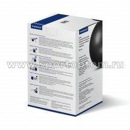 Коробка Мяч гимнастический IN002-85 черный задняя(2)