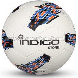 Мяч футбольный №5 INDIGO STONE Облегченный IN028 (1)