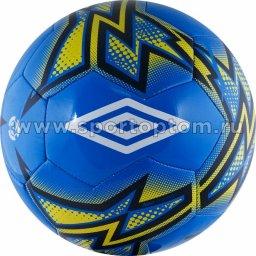 Мяч футбольный №5 UMBRO NEO TRAINER  20877 U Сине-бело-желтый