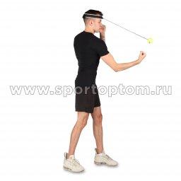 Эспандер боевой мяч Fight Ball INDIGO (6)