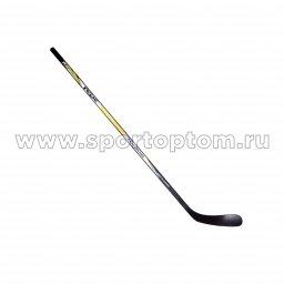 Клюшка хоккейная юный, лв (дер ручка, крюк-АВС пласт RGX JUNIOR