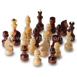 Шахматные фигуры деревянные лакированные