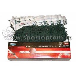 Сетка волейбольная 602 CX 9,5*1 м Зеленый