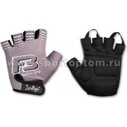 Перчатки вело мужские INDIGO SB-01-8207 Серый
