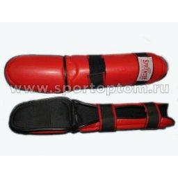 Защита голени и стопы SPRINTER и/кож модель А CA-0258 Красный