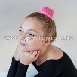 Сеточка для волос INDIGO Розовый (1)