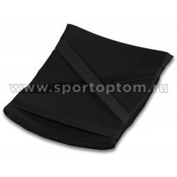 Подушка для кувырков INDIGO SM-265 38х25 см Черный