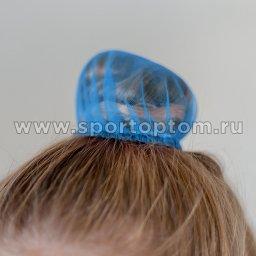 Сеточка для волос INDIGO SM-330             11 см Голубой