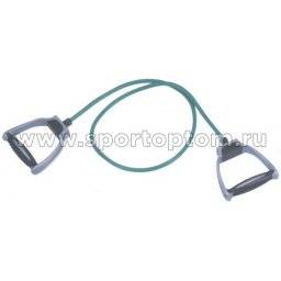 Эспандер для степа PRO SUPRA 1 жгут 170 TR-1 120 см Серо-черный