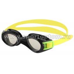 Очки для плавания детские BARRACUDA TITANIUM JR  30920 Черно-желтый