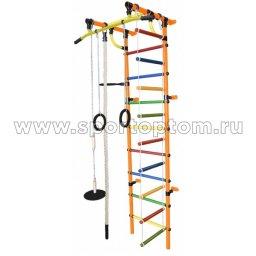 ДСК Гамма - 1К Плюс пристенный Г1КП4.15-П  2300*950*525 мм Оранжевый-радуга