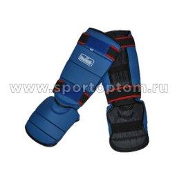 Защита голени и стопы SPRINTER и/кож модель В CA-0259 L Синий