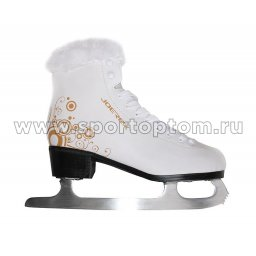 Коньки фигурные JOEREX Karina F03 Белый