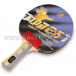 Ракетка для настольного тенниса DOBEST 3 звезды 01 BR