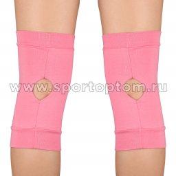 Наколенник для гимнастики и танцев INDIGO SM-113 Розовый (3)