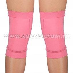 Наколенник для гимнастики и танцев INDIGO SM-113 M Розовый