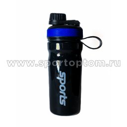 Бутылка для воды   YY-106 600 мл Черно-синий