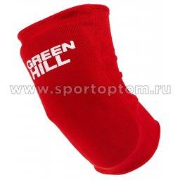 Наколенник для самбо Green Hill TWKP-6225 Красный