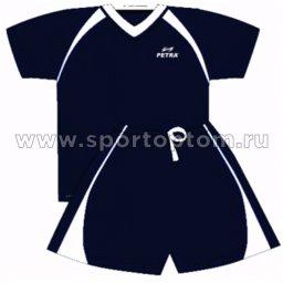 Форма футбольная INDIGO 300023         Черно-белый
