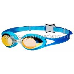 Очки для плавания детские BARRACUDA CARNAVAL  34710 Оранжево-голубо-синий