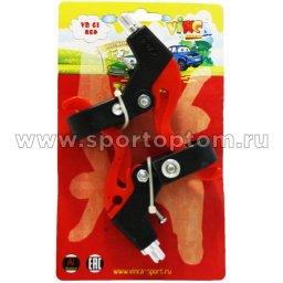 Вело ручки тормозные детские пластиковые 61 VB         Красный
