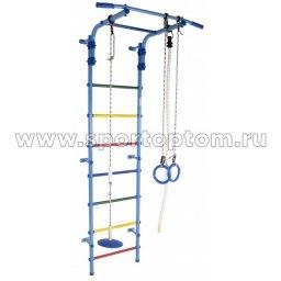 ДСК Start - 2 Плюс пристенный S2П7.15-П  2170*750*525 мм Голубой-радуга