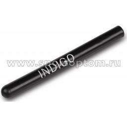 Наконечник (отскок) на палочку для художественной гимнастики INDIGO IN075 Черный