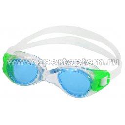 Очки для плавания детские BARRACUDA TITANIUM JR  30920 Бело-голубо-зеленый
