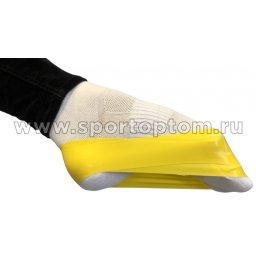 Лента для растяжки стопы INDIGO LIGHT IN223 46*5*0.035см Желтый