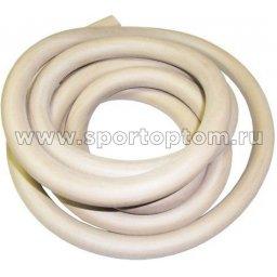 Эспандер трубка резиновая INDIGO SM-075 3м*8мм Серый