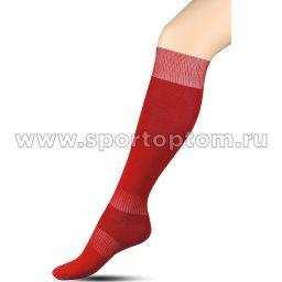 Гетры футбольные Спорт 2 Красный