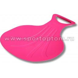 Санки-ледянки INDIGO розовый