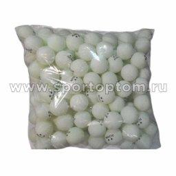 Шарики для настольного тенниса 144шт G272A 40 мм Белый