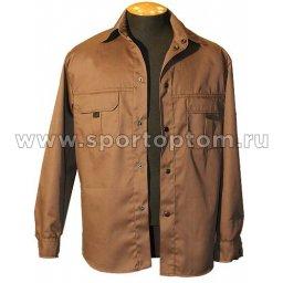 Рубашка Cафари SM-296 50/180 Хаки