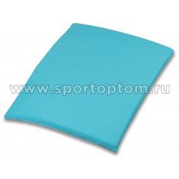 Подушка для кувырков INDIGO SM-265 Голубой (1)