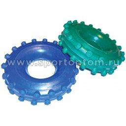 Эспандер кистевой кольцо массажное 60 кг AOS 23012 7,5 см