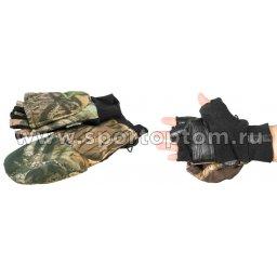 Рукавицы-перчатки MIT-GLOV-OPKMF с обрез. пальцами КМФ 0822 TR